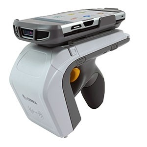 Handheld RFID Readers and RFID-Enabled Scanners